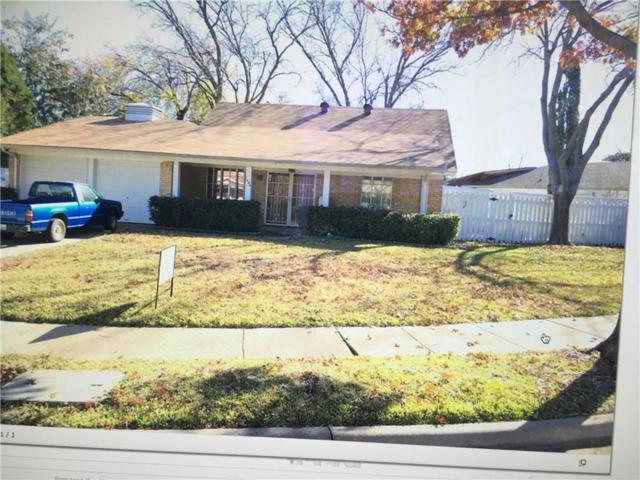 1834 Mill Pond Road, Garland, TX 75044 (MLS #13783505) :: Team Hodnett