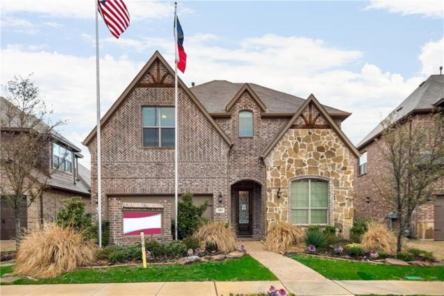 1003 Olivia Drive, Lewisville, TX 75067 (MLS #13783556) :: Team Hodnett