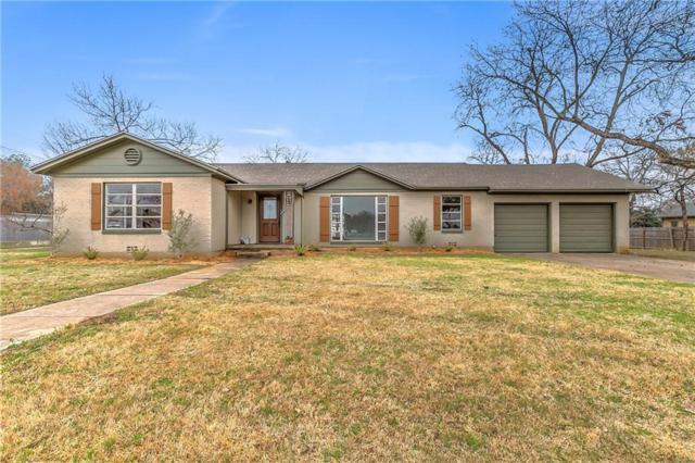 110 S Jones Street, Granbury, TX 76048 (MLS #13783562) :: Team Hodnett