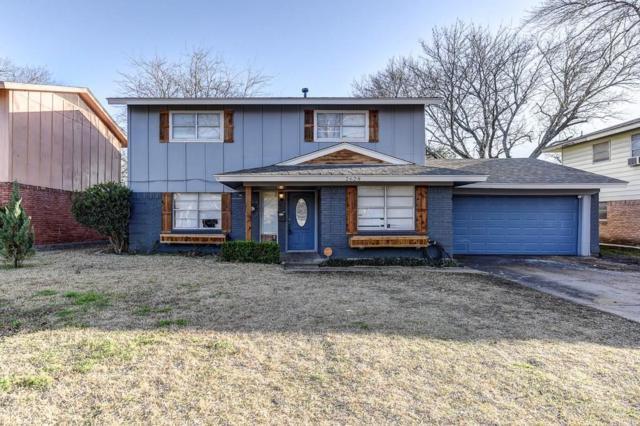 2628 Mark Drive, Mesquite, TX 75150 (MLS #13783579) :: Team Hodnett