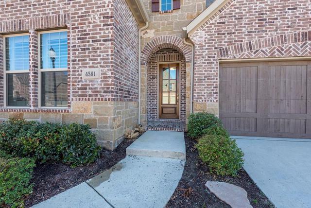 4581 Crossvine Drive, Prosper, TX 75078 (MLS #13783581) :: Team Hodnett