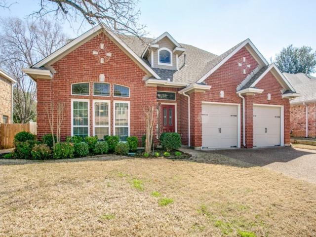 3545 Paint Brush Lane, Bedford, TX 76021 (MLS #13783596) :: Team Hodnett