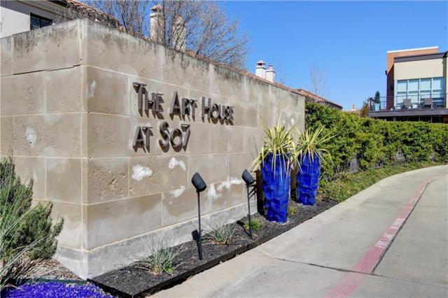 2608 Museum Way #3206, Fort Worth, TX 76107 (MLS #13783597) :: Magnolia Realty