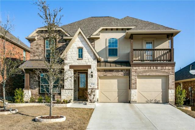 5724 Bender Ridge Drive, Mckinney, TX 75071 (MLS #13783654) :: Team Hodnett