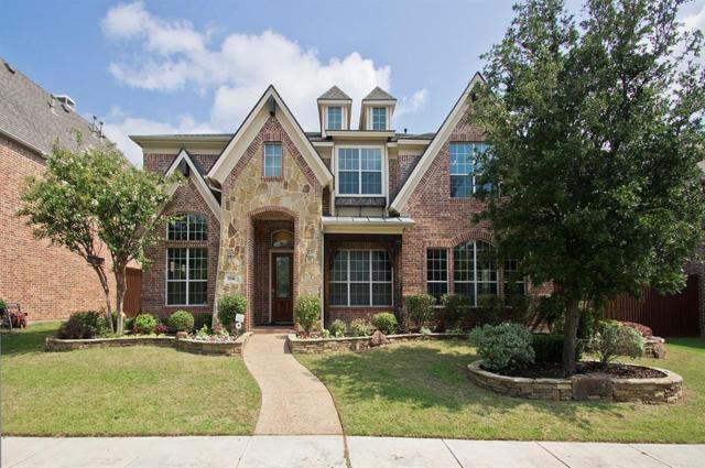 2546 Clearfield Lane, Frisco, TX 75034 (MLS #13783675) :: Team Hodnett