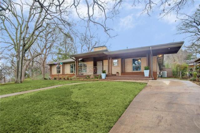1618 Eastus Drive, Dallas, TX 75208 (MLS #13783700) :: Team Hodnett