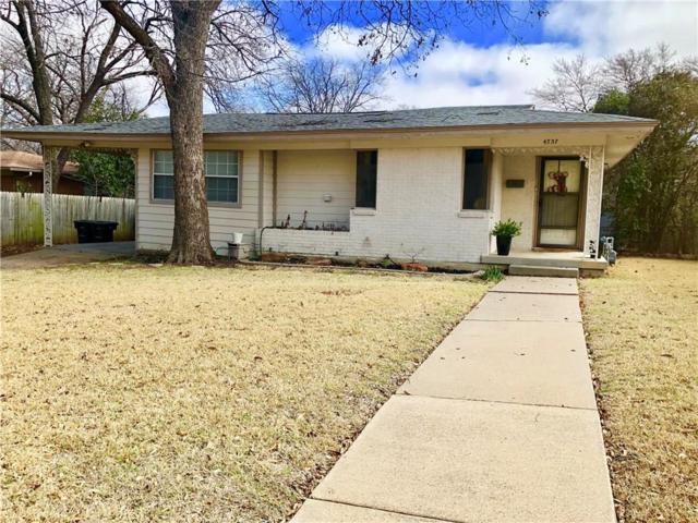 4737 Staples Avenue, Fort Worth, TX 76133 (MLS #13783747) :: Team Hodnett