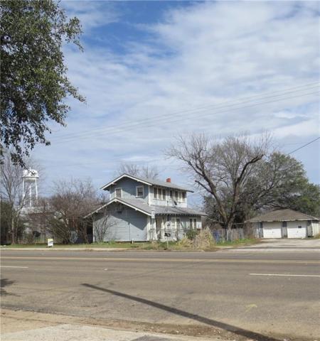 308 N 3rd Street, Wortham, TX 76693 (MLS #13783753) :: Team Hodnett