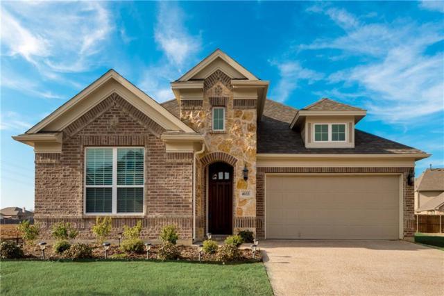 4033 Knighterrant, Fort Worth, TX 76262 (MLS #13783833) :: Team Hodnett