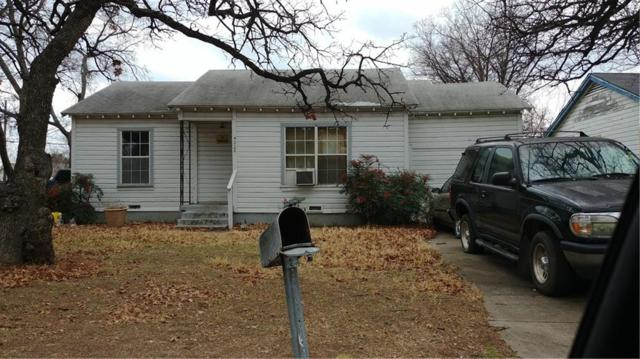 4220 Avenue N, Fort Worth, TX 76105 (MLS #13783857) :: Team Hodnett