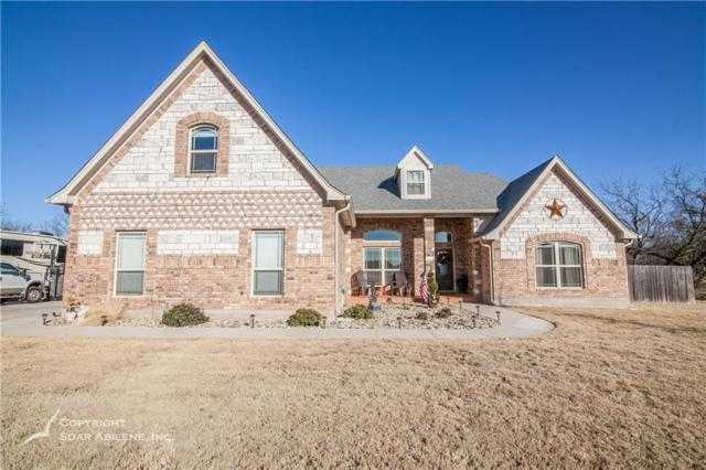 109 Bear Creek Drive, Tuscola, TX 79562 (MLS #13783976) :: The Tonya Harbin Team