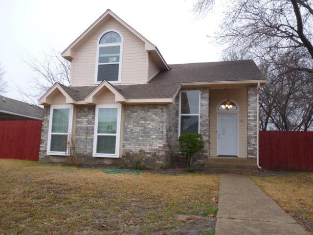 1117 Primrose Street, Mesquite, TX 75149 (MLS #13783978) :: Team Hodnett