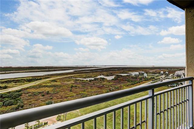 801 E Beach Drive Bc1612, Galveston, TX 77550 (MLS #13783991) :: Baldree Home Team