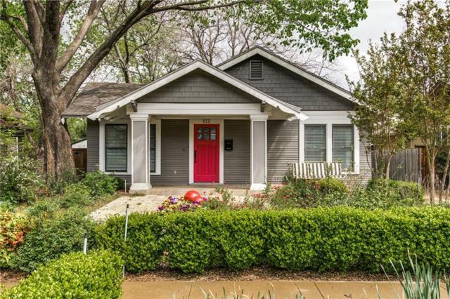 812 N Winnetka Avenue, Dallas, TX 75208 (MLS #13784016) :: Team Hodnett