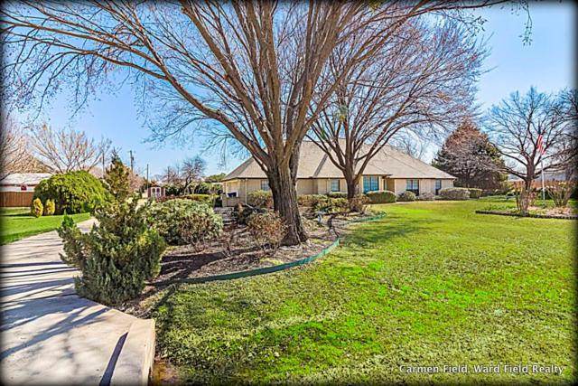 1000 N Meadow Court, Copper Canyon, TX 75077 (MLS #13784051) :: Baldree Home Team
