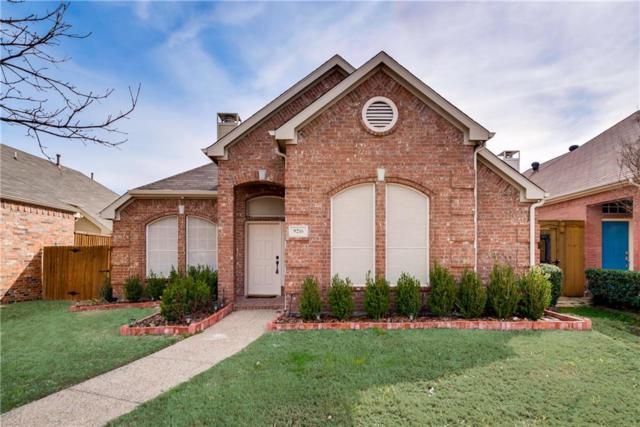 9216 Cedardale Drive, Plano, TX 75025 (MLS #13784103) :: Team Hodnett