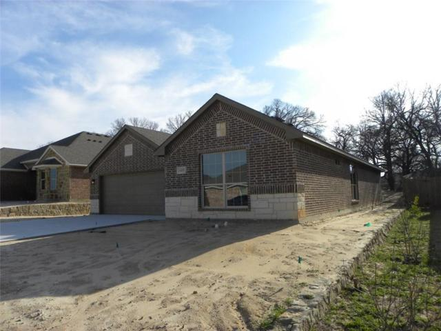 1400 Town Creek Circle, Weatherford, TX 76086 (MLS #13784146) :: Team Hodnett