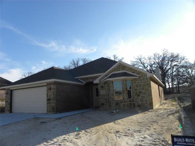 1404 Town Creek Circle, Weatherford, TX 76086 (MLS #13784214) :: Team Hodnett