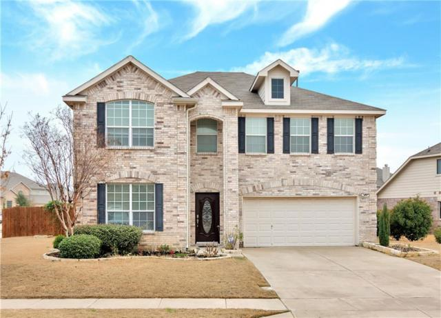 8816 Golden Sunset Trail, Fort Worth, TX 76244 (MLS #13784248) :: The Marriott Group