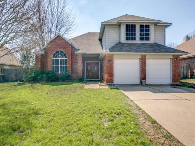 549 Mercer Street, Grand Prairie, TX 75052 (MLS #13784304) :: Team Hodnett