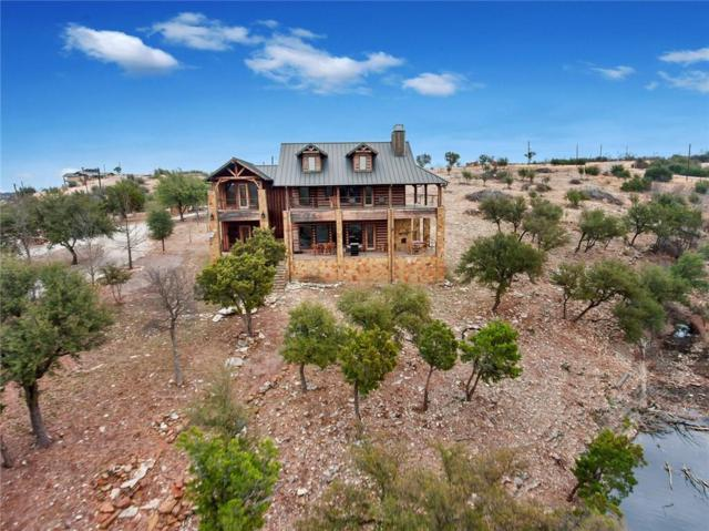 7009 W Hells Gate Drive, Strawn, TX 76475 (MLS #13784336) :: The Tonya Harbin Team