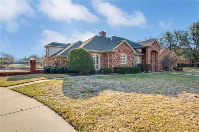 1537 Rosewood Drive, Keller, TX 76248 (MLS #13784436) :: Team Hodnett