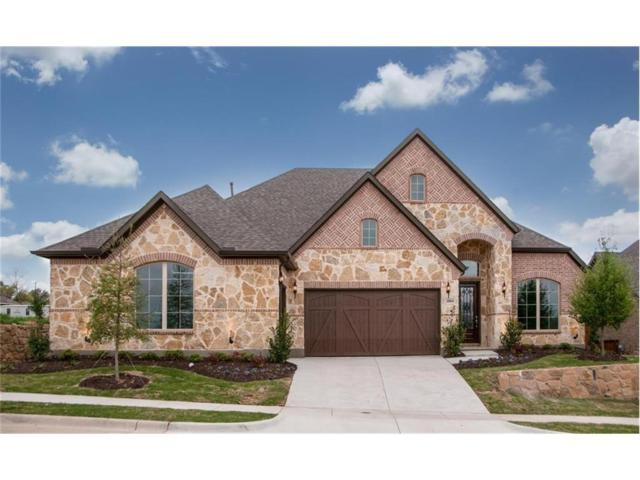 4004 Lombardy Court, Colleyville, TX 76034 (MLS #13784443) :: Team Hodnett