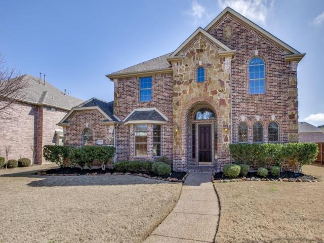 6258 Hunters Parkway, Frisco, TX 75035 (MLS #13784473) :: Team Hodnett