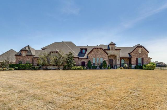 1232 Ruby Lea Lane, Fort Worth, TX 76179 (MLS #13784665) :: The Holman Group