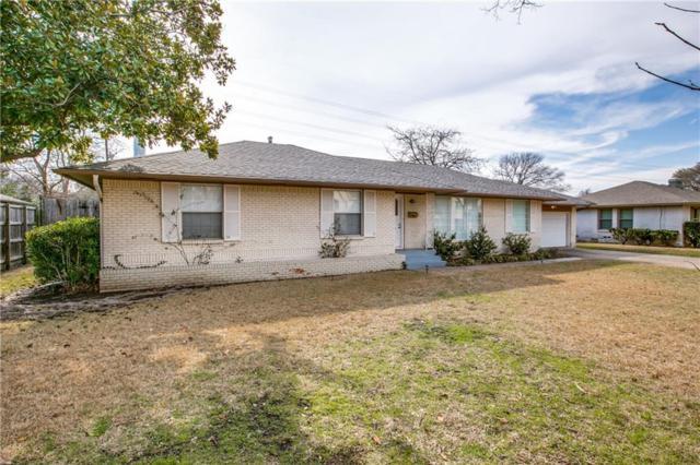 11041 Lawnhaven, Dallas, TX 75230 (MLS #13784751) :: Team Hodnett
