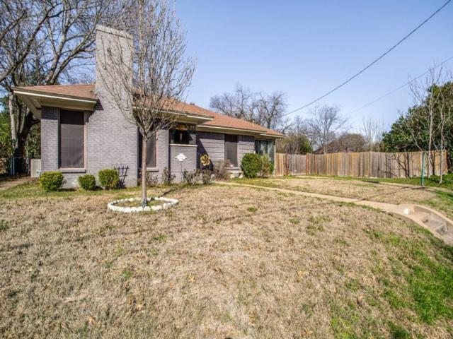 1727 Homewood Place, Dallas, TX 75224 (MLS #13784814) :: Team Hodnett