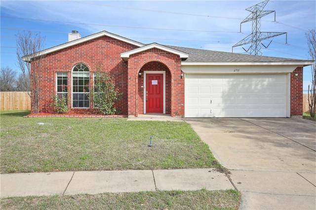 6731 White Tail Lane, Arlington, TX 76002 (MLS #13784815) :: The Mitchell Group