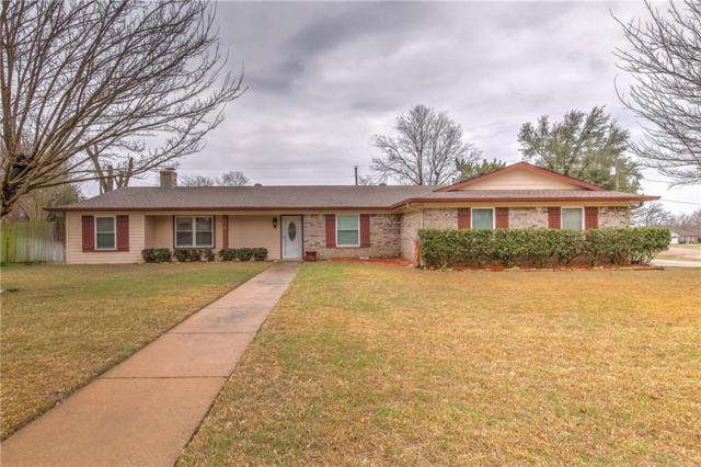 1207 Bradley Drive, Cleburne, TX 76033 (MLS #13784846) :: Team Hodnett