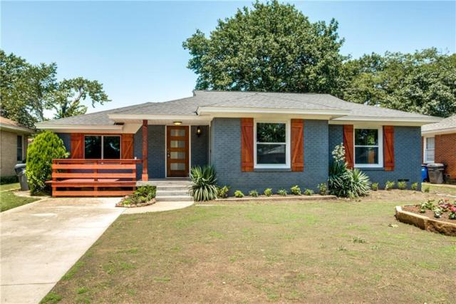 3711 Hawick Lane, Dallas, TX 75220 (MLS #13784900) :: RE/MAX Landmark