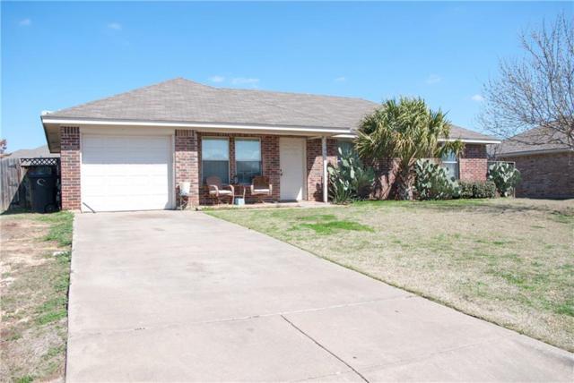 1307 Lynnwood Drive, Cleburne, TX 76033 (MLS #13784907) :: NewHomePrograms.com LLC