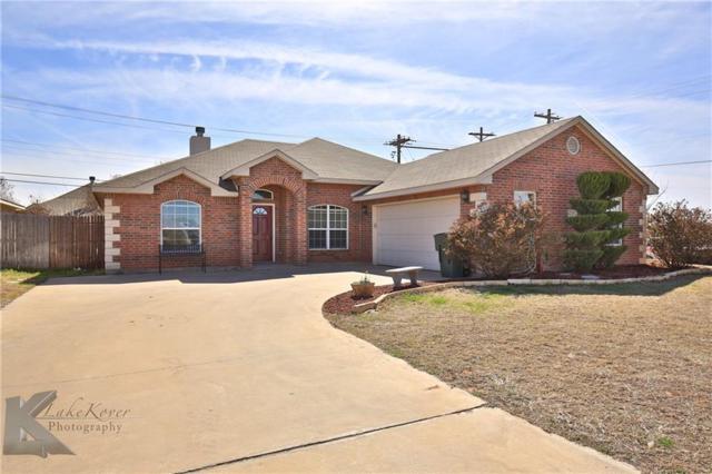 6657 Sutherland Street, Abilene, TX 79606 (MLS #13784922) :: Team Hodnett