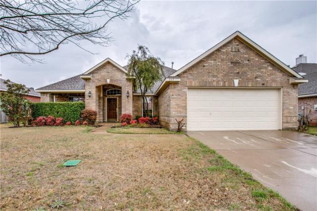 337 Fort Edward Drive, Arlington, TX 76002 (MLS #13785058) :: Team Hodnett