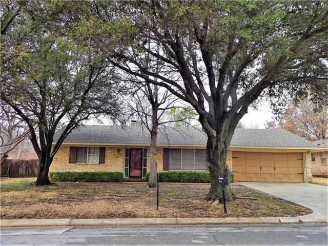 1829 Georgetown Drive, Denton, TX 76201 (MLS #13785170) :: Team Hodnett