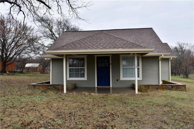 1102 N Rusk Street, Weatherford, TX 76086 (MLS #13785338) :: Team Hodnett