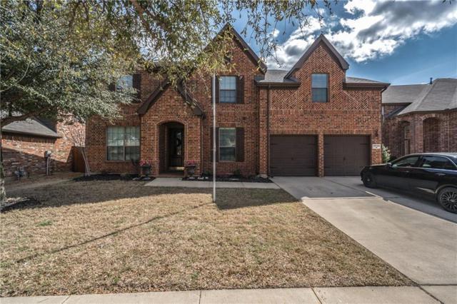 12728 Homestretch Drive, Fort Worth, TX 76244 (MLS #13785362) :: Team Hodnett