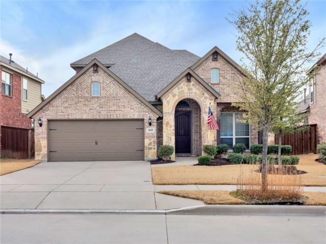 3609 Jockey Drive, Fort Worth, TX 76244 (MLS #13785439) :: Team Hodnett