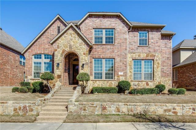 2009 Blaise Lane, Lewisville, TX 75056 (MLS #13785538) :: Team Hodnett
