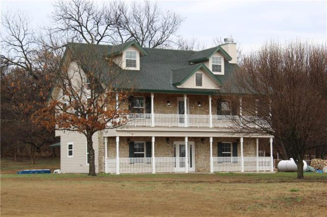 123 Fossil Ridge Road, Decatur, TX 76234 (MLS #13785617) :: Team Hodnett