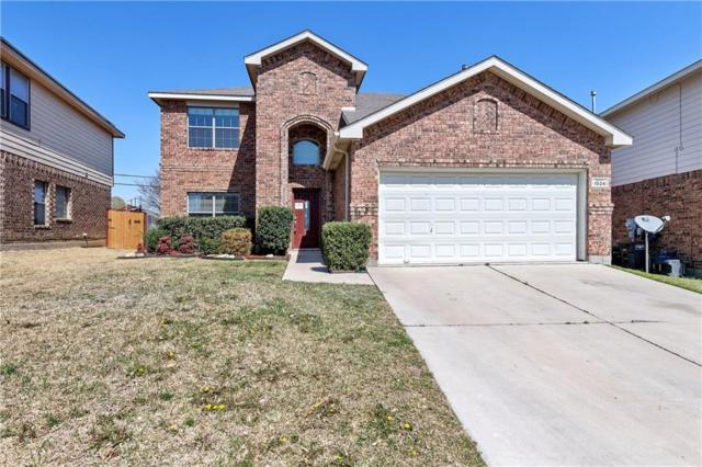 1024 Breeders Cup Drive, Fort Worth, TX 76179 (MLS #13785678) :: Team Hodnett