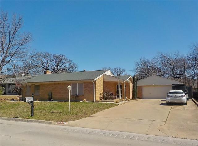 1764 Brown Trail, Hurst, TX 76054 (MLS #13785687) :: Team Hodnett