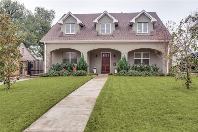 3521 Westcliff Road S, Fort Worth, TX 76109 (MLS #13785735) :: Kindle Realty