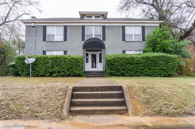 701 W Houston Street, Tyler, TX 75702 (MLS #13785744) :: Team Hodnett