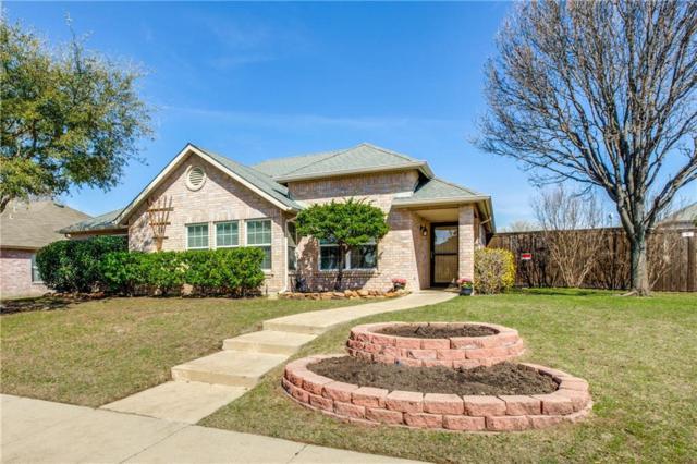 12502 Melrose Lane, Frisco, TX 75035 (MLS #13785753) :: Team Hodnett