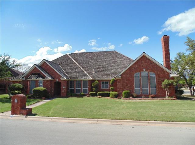 36 Glen Abbey Street, Abilene, TX 79606 (MLS #13785809) :: The Tonya Harbin Team