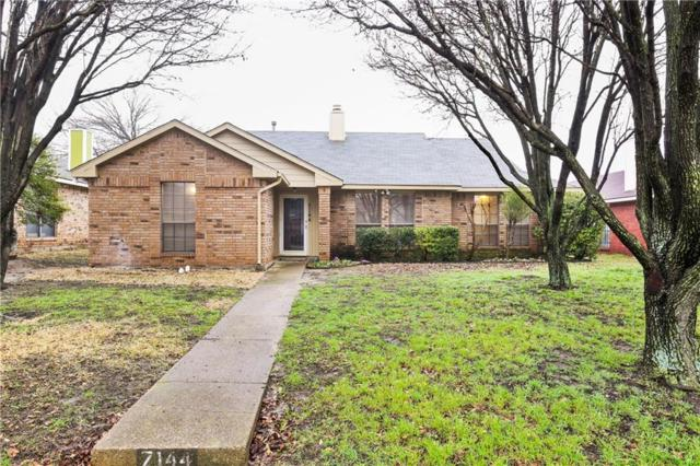 7144 Penshire Lane, Dallas, TX 75227 (MLS #13785831) :: Team Hodnett